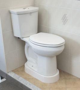 Toilet platforms